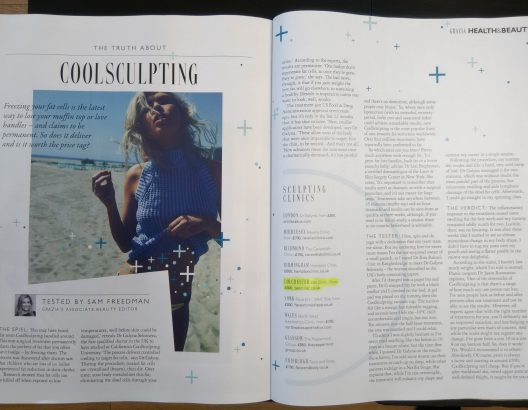 CoolSculpting Making Headlines